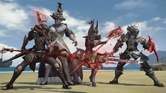 Wheres The Hype For The Pvp Armor Ffxiv