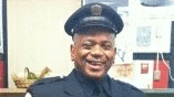 Chicago firefighter Edward Singleton.