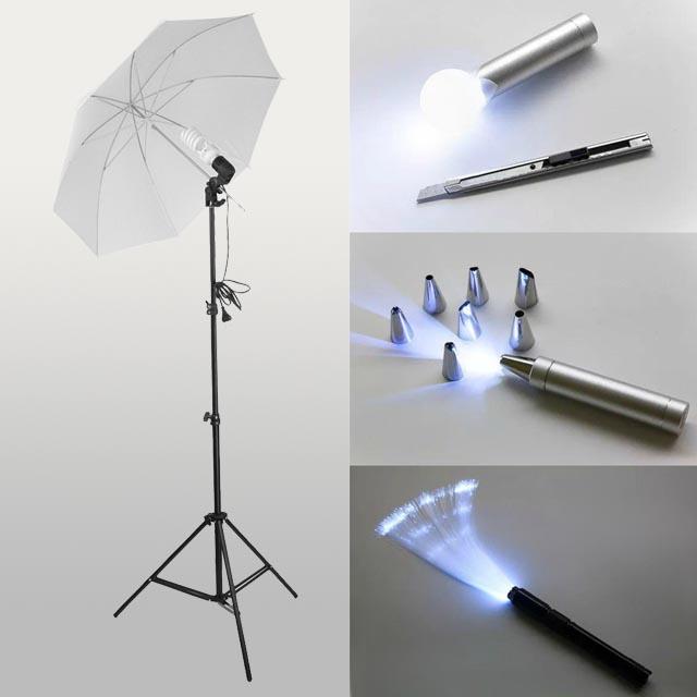 diy photography lighting ideas
