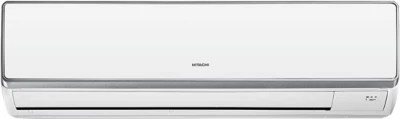 Hitachi 1.5 Ton 3 Star Split AC  - White(RAU318HWDD)