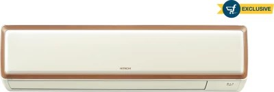 Hitachi 2 Ton 3 Star Split AC  - White(RAU324HVDOB)