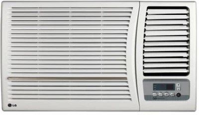 LG 1 Ton 3 Star Window AC  - White(LWA3BP3F)