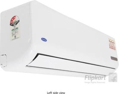 Carrier 1 Ton 3 Star Split AC  - White(12K Ester)