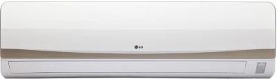 LG 1.5 Ton 5 Star Split AC  - White(LSA5TM5D, Copper Condenser)