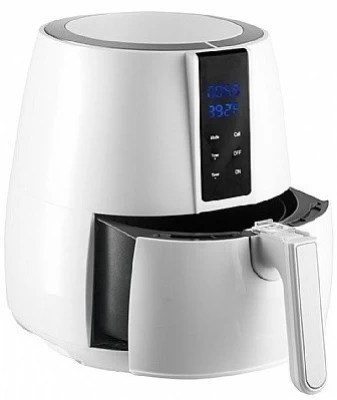 MSE SHINESTAR LCD Digital Display-JS5411 Air Fryer(2.5 L)