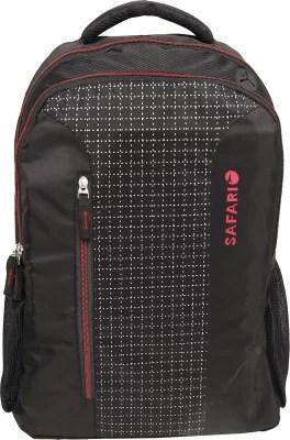 Safari Evolve 30 L Laptop Backpack(Black)