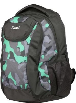 Zwart CAMO-MLG 25 L Backpack(Black, Green)