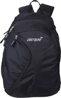 JUSTGEAR JG 710 BLACK 25 L Backpack(JG 710 BLACK)