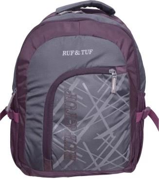 Ruf & Tuf I - TEN 32 L Backpack(Purple Grey)