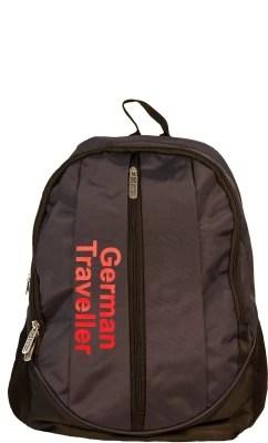 German Traveller SMG 1000D 28 L Backpack(Blue, Black)