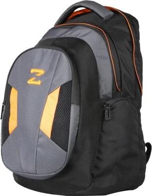 Zwart BRONT 25 L Medium Laptop Backpack(ORANGE)