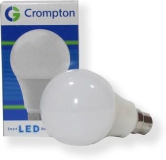 Crompton Greaves 3 W B22 LED Bulb(White)