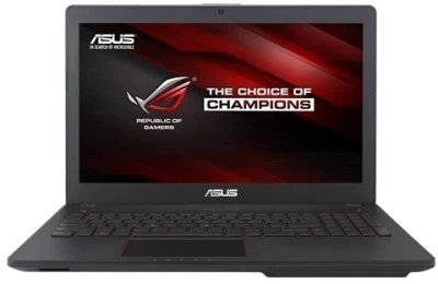 Asus G Core i7 4th Gen - (8 GB/1 TB HDD/Windows 8 Pro/2 GB Graphics) G56JR Notebook(15.84 inch, Black, 2.7 kg)
