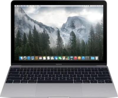 Apple MacBook Core M 5th Gen - (8 GB/512 GB HDD/256 GB SSD/Mac OS Sierra) A1534(12 inch, SPace Grey)