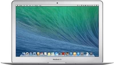 Apple MacBook Air Core i5 5th Gen - (8 GB/128 GB SSD/Mac OS Sierra) A1466(13.3 inch, SIlver, 1.35 kg)