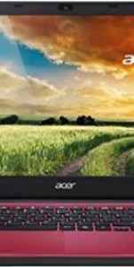 Acer Aspire E5-571-56UR Notebook (4th Gen Ci5/ 4GB/ 1TB/ Linux) (NX.MLUSI.004)(15.6 inch, Red, 2.5 kg)