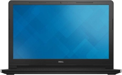 Dell Inspiron Core i3 5th Gen - (4 GB/1 TB HDD/Windows 10 Home) Z565302HIN9 3558 Notebook(15.6 inch, Black)