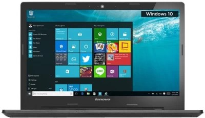 Lenovo G50-80 Core i3 5th Gen - (4 GB/1 TB HDD/Windows 10 Home) 80E503C9IH G50-80 Notebook(15.6 inch, Black, 2.5 kg)