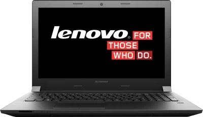 Lenovo B50-70 Notebook (4th Gen Ci5/ 8GB/ 1TB/ Win8/ 2GB Graph) (59-427747)(15.6 inch, Black, 2.32 kg)