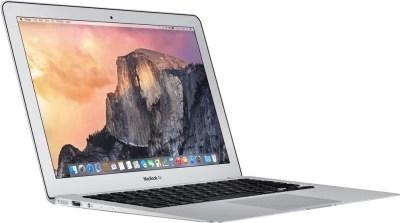 Apple MacBook Air Core i5 5th Gen - (4 GB/128 GB SSD/OS X Yosemite) MJVM2HN/A(11.49 inch, SIlver, 1.08 kg)