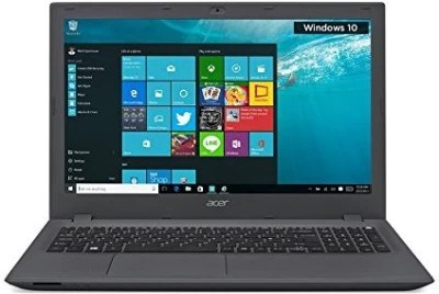 Acer Core i3 5th Gen - (4 GB/500 GB HDD/Windows 10 Home) NX.MVHSI.039 E5-573-30L7 Notebook(15.6 inch, Charcoal Grey, 2.4 kg)