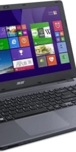 Acer E Series Core i3 4th Gen - (4 GB/500 GB HDD/Windows 8 Pro) UN.MVHSI.001 E5-573 Notebook(15.5 inch, Charcoal Grey)