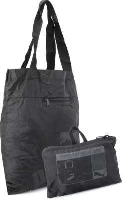 Puma Pack Away 17 inch/44 cm Gym Bag(Black)