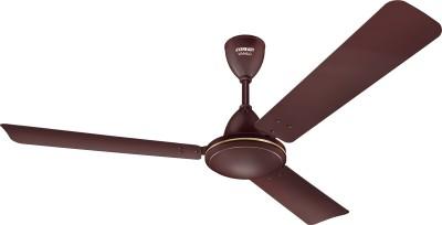 Eveready Vanilo 3 Blade Ceiling Fan(Brown)