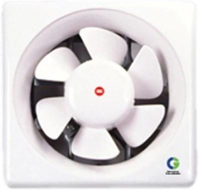 Crompton Brisk Air 250mm 6 Blade Exhaust Fan(White)