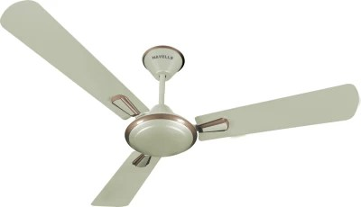 Havells Furia 3 Blade Ceiling Fan(Gold)
