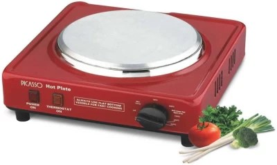 Picasso HP70 Induction Cooktop(Maroon, Push Button)