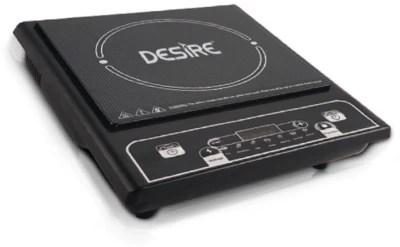Desire Dis_20b1 Induction Cooktop(Black, Push Button)