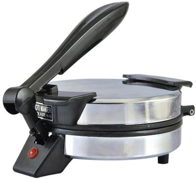 Lagotto Silver 6 Month Warranty Roti and Khakra Maker