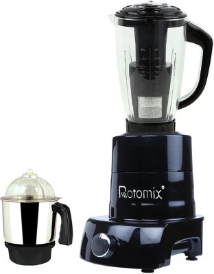 Rotomix MA ABS Body MGJ WF 2017-92 1000 W Mixer Grinder(Black, 2 Jars)