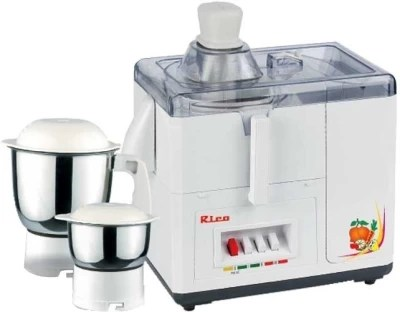Rico 708 550 W Juicer Mixer Grinder(2 Jars)