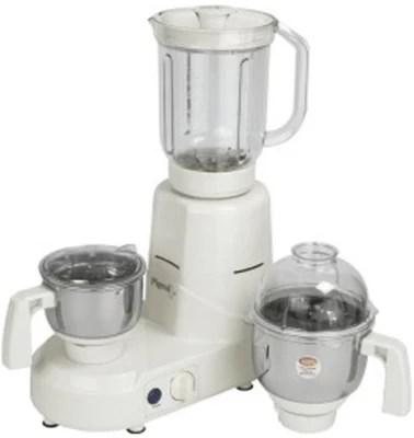 Pigeon Kitchen Mate 750 W Mixer Grinder(3 Jars)
