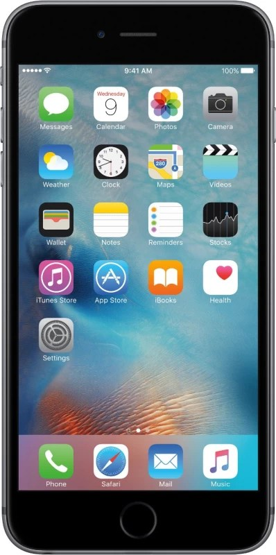 Apple iPhone 6s Plus (Space Grey, 16 GB)(2 GB RAM)