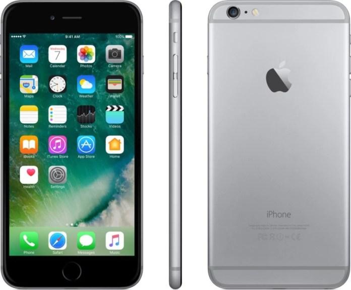 Apple iPhone 6 (Space Grey, 64 GB)(1 GB RAM)