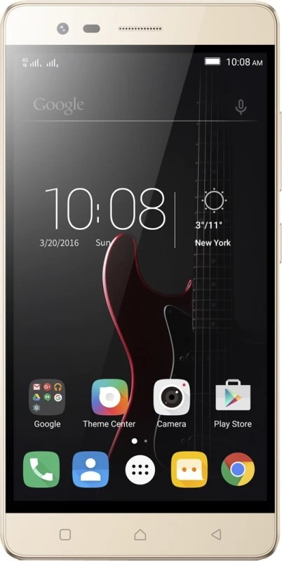 Lenovo Vibe K5 Note (Gold, 32 GB)(With 4 GB RAM)