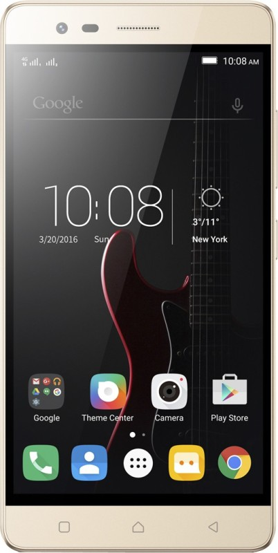 Lenovo Vibe K5 Note (Gold, 32 GB)(With 3 GB RAM)