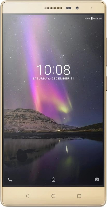 Lenovo Phab 2 (Champagne Gold, 32 GB)(With 3 GB RAM)