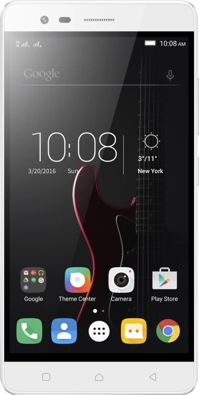 Lenovo Vibe K5 Note (Silver, 32 GB)(With 4 GB RAM)