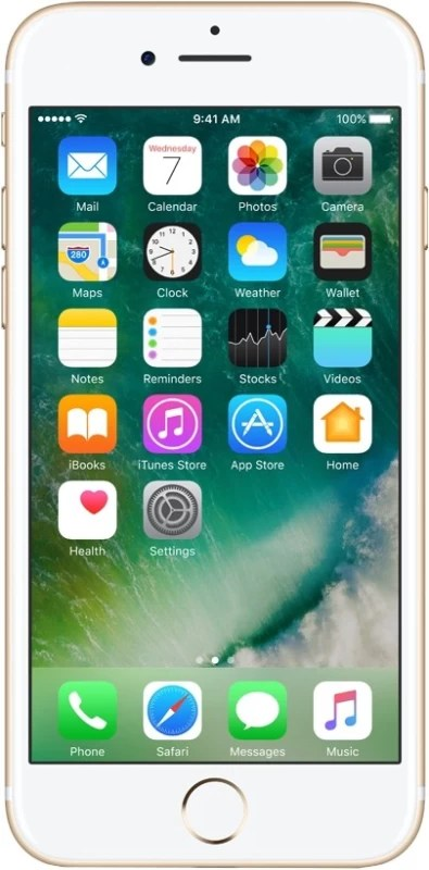 Apple iPhone 7 (Gold, 32 GB)
