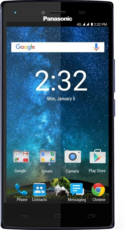 Panasonic Eluga Turbo (Marine Blue, 32 GB)(3 GB RAM)