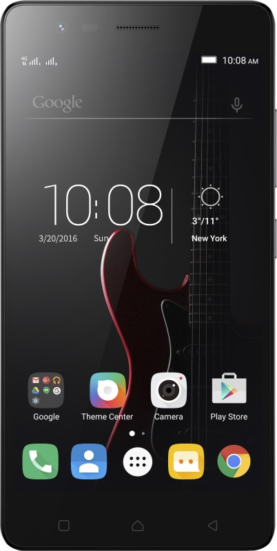 Lenovo Vibe K5 Note (Grey, 64 GB)(With 4 GB RAM)