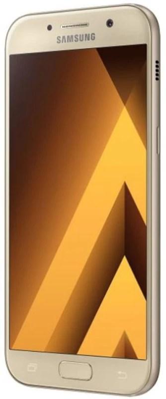 SAMSUNG Galaxy A5-2017 (Gold Sand, 32 GB)(3 GB RAM)