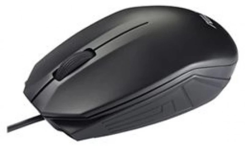 Asus UT280 Wired Optical Mouse(USB, Black)