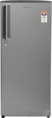 Panasonic 215 L Direct Cool Single Door Refrigerator(NR-A221STSFP/A221STSSP, Stainless Steel, 2016)
