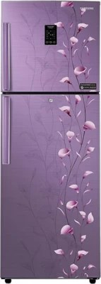 SAMSUNG 275 L Frost Free Double Door Refrigerator(RT29JSMSAPZ, Tender Lily Purple)