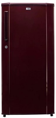 Haier 181 L Direct Cool Single Door Refrigerator(HRD-2015SRH, Burgundy Red, 2016)
